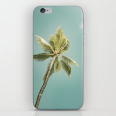 palm tree ver.summer 02 iPhone & iPod Skin