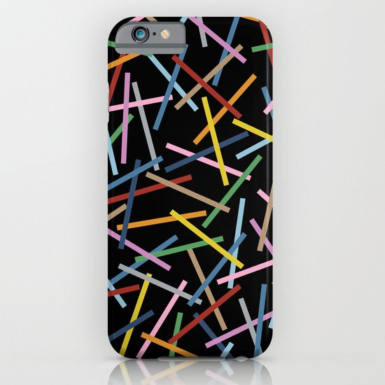 Kerplunk Black iPhone & iPod Case