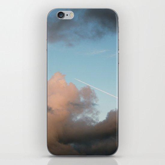 rocket ship... iPhone & iPod Skin