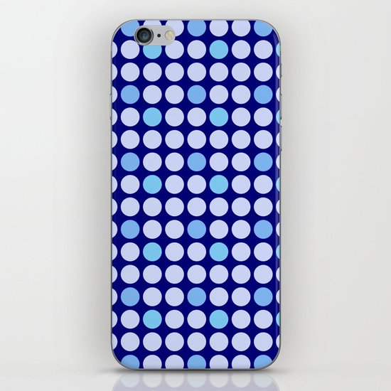 BALLS PATTERN iPhone & iPod Skin