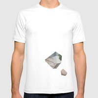 Hotel Habana Mens Fitted Tee White SMALL
