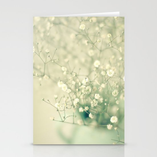 Delicate Stationery Card