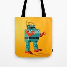Mr Mercury Tote Bag