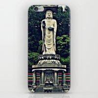 The Buddha iPhone & iPod Skin