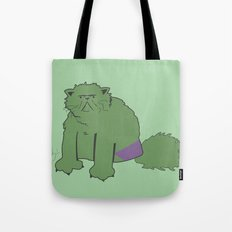 The Incatable Hulk Tote Bag