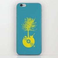 Vinyl Tree iPhone & iPod Skin