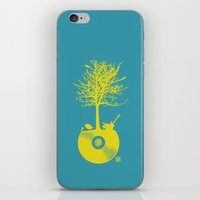Vinyl Tree iPhone & iPod Skin