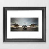 Cromer Pier, Norfolk Framed Art Print