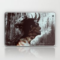 Darkness and light Laptop & iPad Skin
