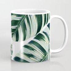Tropical Foliage #society6 #buyart #decor Mug