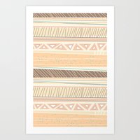 SAFARI Art Print