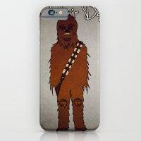 bad hair day no:3 / Chewbacca  iPhone 6 Slim Case