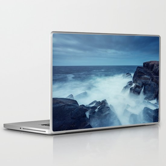 Rolling Surf Laptop & iPad Skin