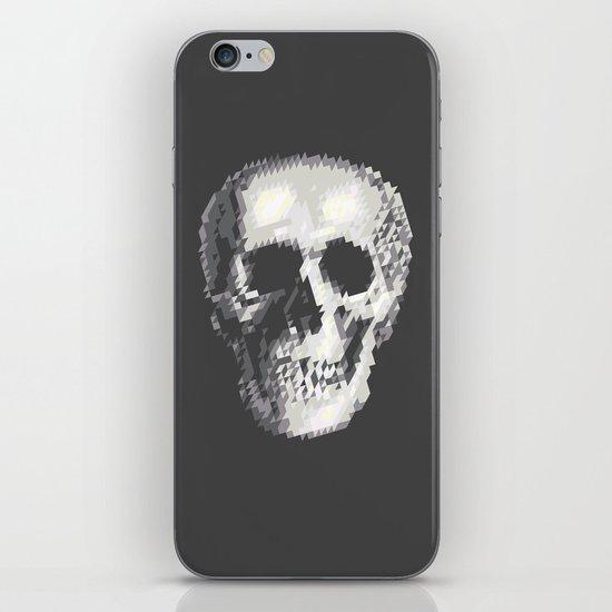 Tri Skull iPhone & iPod Skin
