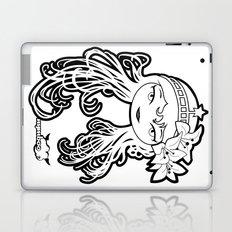 Lybee Black & White Laptop & iPad Skin