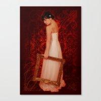 Empty Memories... Canvas Print