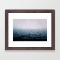 Reaching Towards Infinit… Framed Art Print