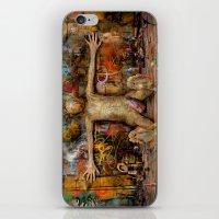 Off the Wall ! iPhone & iPod Skin
