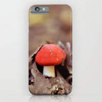 Red Cap iPhone 6 Slim Case