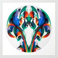 Art Print featuring Know Everything by Anai Greog