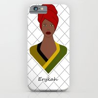 Erykah iPhone 6 Slim Case