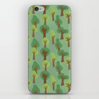 Trees Trees Trees iPhone & iPod Skin