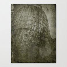 silo Canvas Print