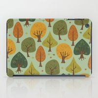 Autumn  Forest iPad Case