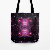 Nebula I Tote Bag