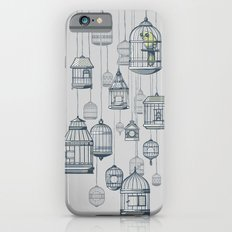 Last Bird In The Shop iPhone 6 Slim Case