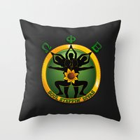 OPB Soul Steppin' Divas … Throw Pillow