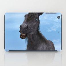 Smiling Horse iPad Case