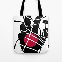 Culture Shock - H Tote Bag