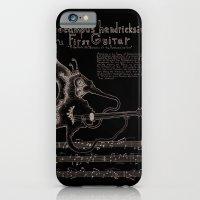 Hippocampus Hendricksium  iPhone 6 Slim Case