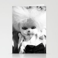 Dolls in Grandma's attic, Photo Stationery Cards