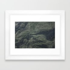 Trama 2 Framed Art Print