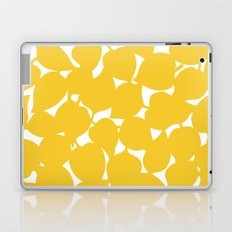Apple Leaf: Yellow Laptop & iPad Skin