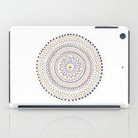 Mandala Smile A iPad Case