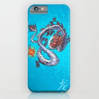 Astro Zodiac Force 05: Dragon iPhone 6 Slim Case