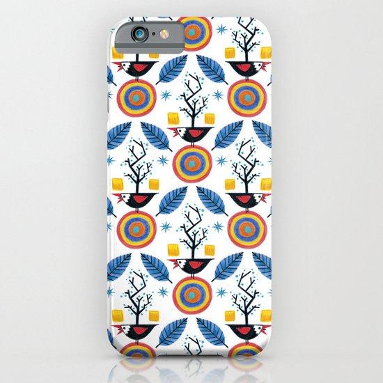 Bird and target iPhone & iPod Case