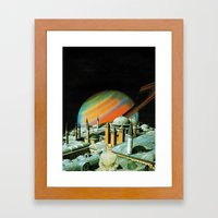 The religion  Framed Art Print