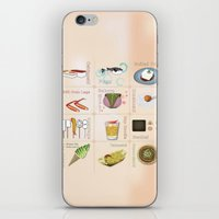 Japanese Food  iPhone & iPod Skin