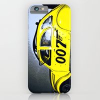 iPhone & iPod Case featuring Double Oh Citron by Catherine Doolan