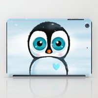 Joc the Penguin iPad Case