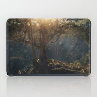 A Special Kind Of Night iPad Case