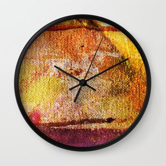 Refined by Fire Wall Clock
