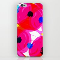 Shine bright iPhone & iPod Skin