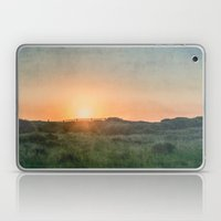 Barrier Island Sunrise Laptop & iPad Skin