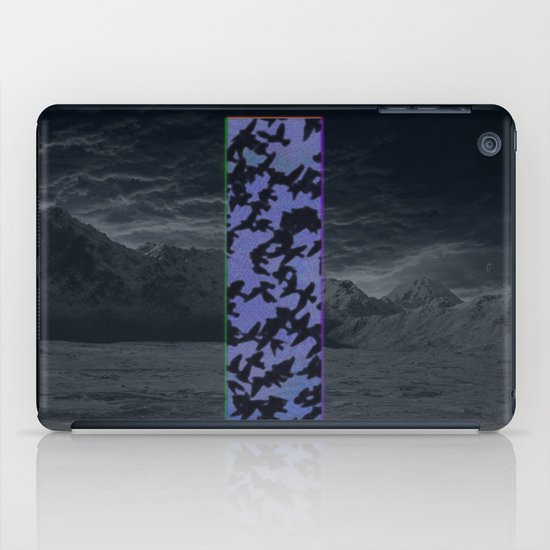 """Welcome Oblivion"" by Tim Lukowiak iPad Case"