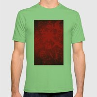 Chili Covers Mens Fitted Tee Grass SMALL